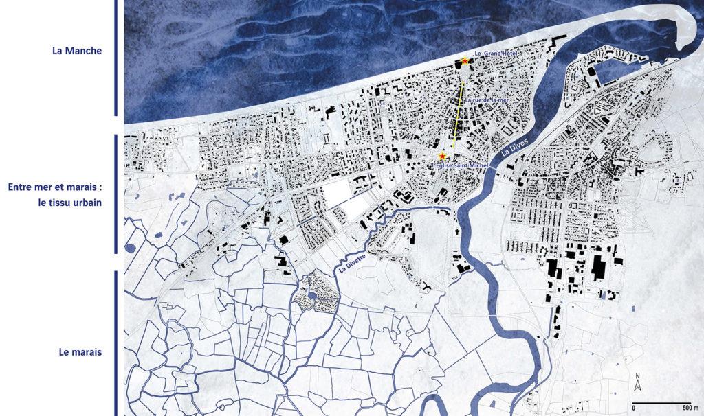 Projet Îles d'Erc à Cabourg
