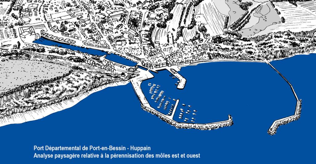Présentation du projet d'aménagement du port de Port en Bessin